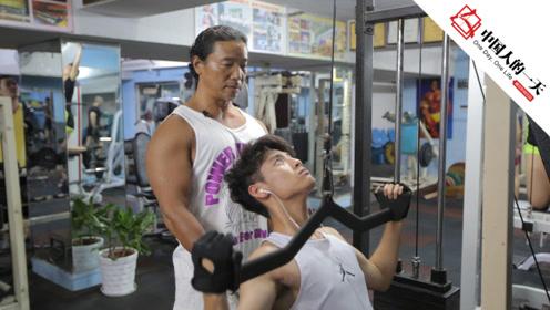 """杭州第一批健美运动员,经营""""最硬核健身房""""20余年"""