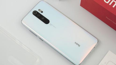 """四摄""""小金刚"""",Redmi Note 8 Pro开箱上手"""