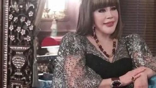 泰国81岁的富豪老太太,花大价钱去整容、整容完的样子堪比少女