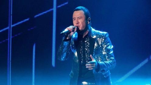 杨坤深情演唱《蓝莲花》,讲真的,我大概爱上了这个声音!