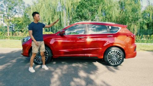 10万级别SUV刚需选择 试驾全新一代捷途X70改款