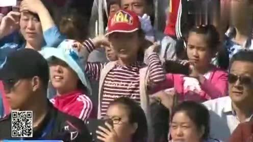 张俊豪跳韩国歌参加节目,小小年纪就会跳机器舞蹈,韩语好可爱