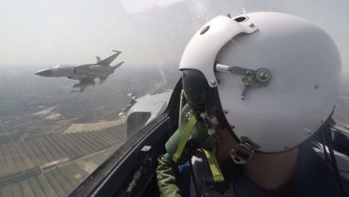 中巴空军联训有何亮点?3项纪录划重点,背靠背对抗贯穿全场