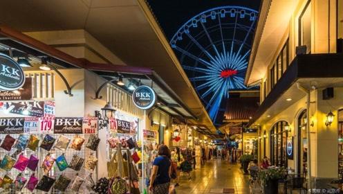泰国最良心夜市,只要宰客直接罚100倍,游客:太放心了!