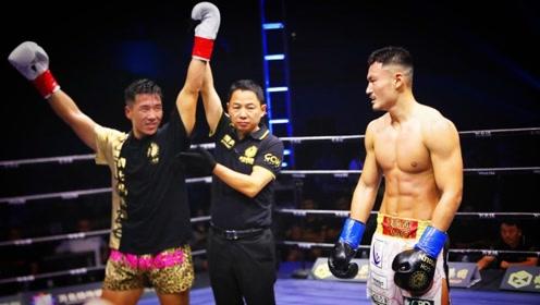 中国金刚战胜日本最强双子星之一!拼死不退,日本选手也值得敬佩
