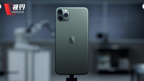 苹果iPhone 11 Pro官方短片 新配色搭载三个摄像头