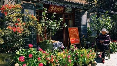 中国最美的尼姑庵,不烧香只种花,韩红也曾来此到访!