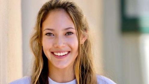 15岁少女放弃美籍,帮中国出征并夺冠:因为我是中国人!