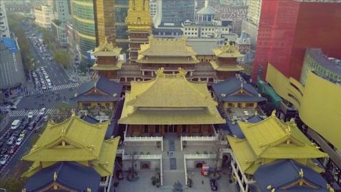 探秘中国最贵的寺庙,面积高达2.2万平方米,开发商表示拆不起