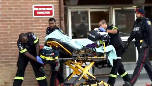 加拿大密西沙加发生枪击案 致1死5伤,年龄最小者仅13岁