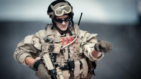 美国大兵人人都有防弹衣,而在解放军身上却很少见,这是为什么?
