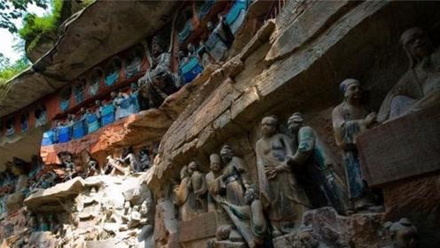 在修复800年前佛像时,意外发现暗格,专家直呼:历史性发现