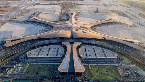 """中国建全球最大飞机场,外媒狂赞""""现代世界七大奇迹""""!"""