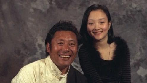 李小璐20年前未成名照片曝光,终于知道甜馨长得像谁了