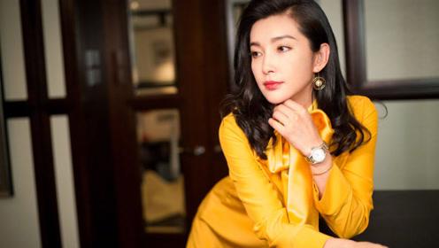 李冰冰出席国际护肤品牌活动 仙气薄纱长裙勾勒曼妙曲线