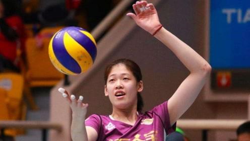 豪取2连胜!中国女排3-0横扫喀麦隆,李盈莹砍下22分