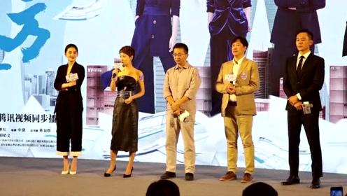 刘烨搭档马伊琍首次演情侣:压力有一点大!