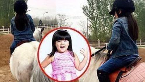 李湘晒出女儿课表,网友集体酸了,竟然比不过一个孩子