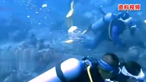 """两游客潜行到水下气瓶被潜友恶意关闭,事后道歉称""""开玩笑"""""""