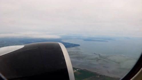 国航一飞北京波音客机起飞后引擎起火 返航华盛顿