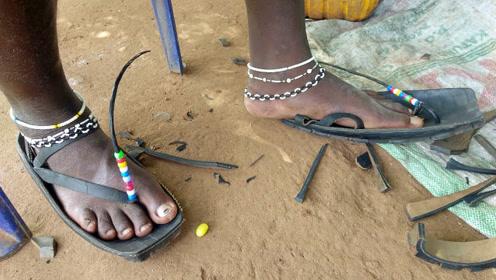 变废为宝!外国都不要的垃圾,被非洲买去当宝贝
