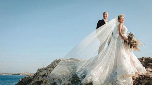 大婚在即!准老公送惊喜 女版李小龙塞浦路斯拍婚照