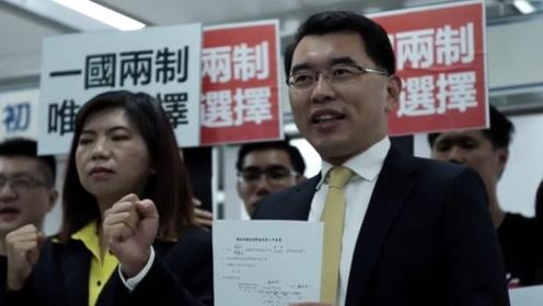 新党参选人:一国两制是台湾唯一选择 愿做韩国瑜助力拉下蔡英文