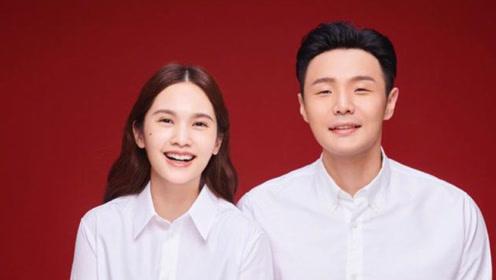 杨丞琳与李荣浩晒照证实结婚 正式升格为李太太