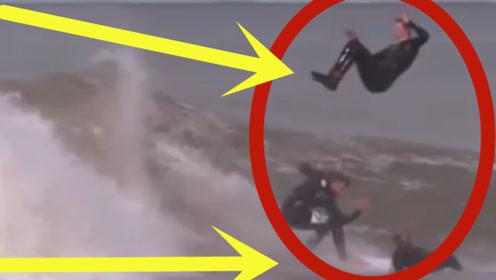 这个视频让我爱上了冲浪,这也太帅了吧,真叫人想体验一下