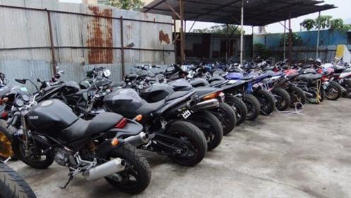 几月不到就转手卖掉,二手摩托车几乎全新,为何会出现这种情况?