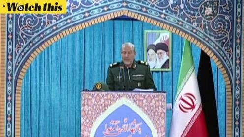 伊朗高级军事顾问:任何反伊朗的举动都会使该地区陷入混乱