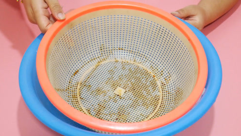 再脏的菜篮子,教你不用洗洁精也能轻松去除上面顽固污渍,都学学