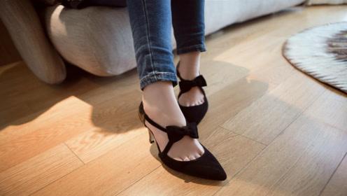 秋冬平底鞋巧搭配  简单清新变身邻家女孩