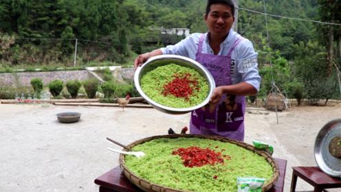 """这种""""酸菜""""只有湖南人会做!酸脆下饭放3天就能吃,2年不会坏"""