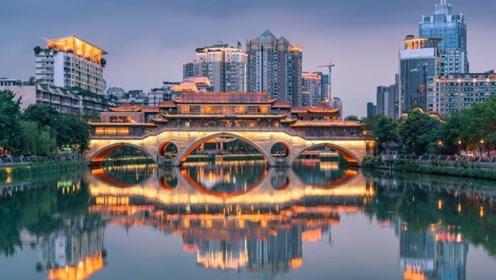 """四川除了成都外,还有一座城市比成都还""""安逸""""!是在你家乡吗?"""
