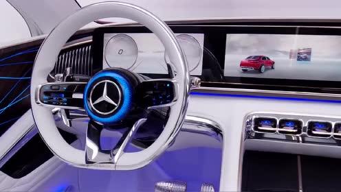 迈巴赫即将推出一款顶级豪华SUV,这内饰值几千万!