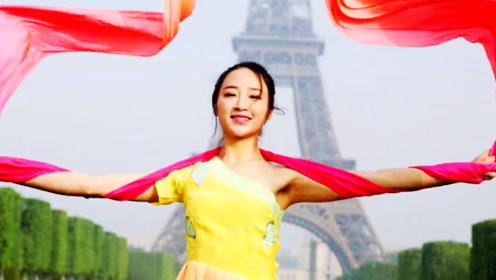 《我和我的祖国》庆祝新中国成立70周年!巴黎华星艺术团献礼