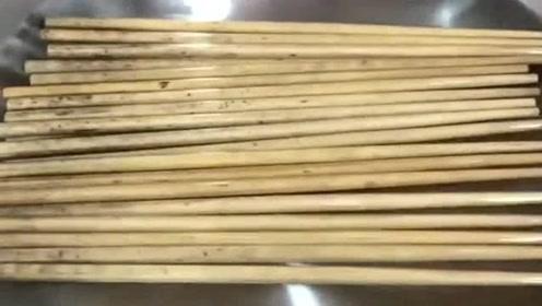 筷子清洁很重要,能很好避免细菌滋生,赶快做起来吧
