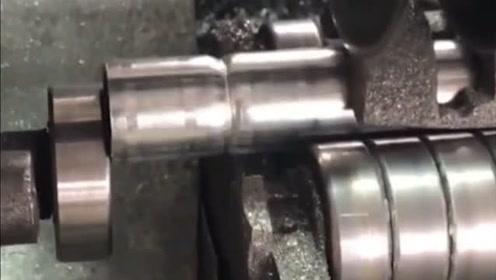 工业切割车用零件全过程,你看过吗?
