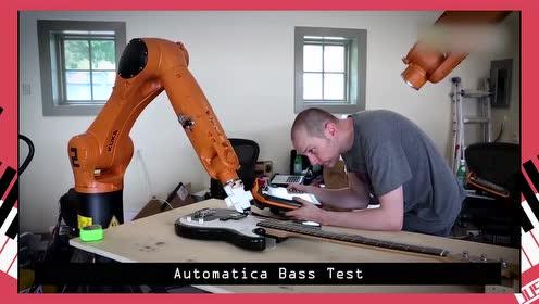 人工智能弹吉他