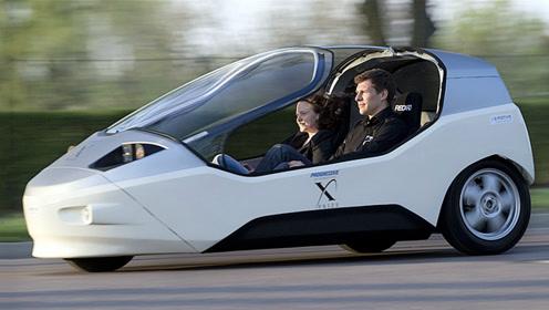 """三轮车中的""""战斗车"""",能遮风挡雨,还能续航500公里"""