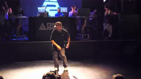 关西知名Hiphop舞者Atsuki裁判秀