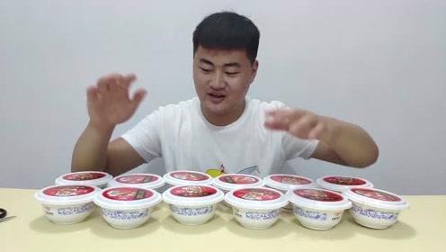试吃同福阿胶碗粥,红枣加阿胶,喝完之后大补?