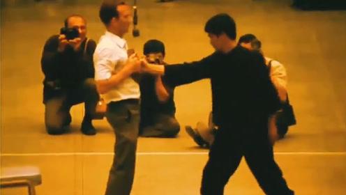 李小龙生前唯一实战录像,出拳次数无法抓拍,泰森表示:惹不起!