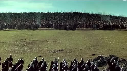 无坚不摧的罗马龟甲阵陷阵之志,永不言退