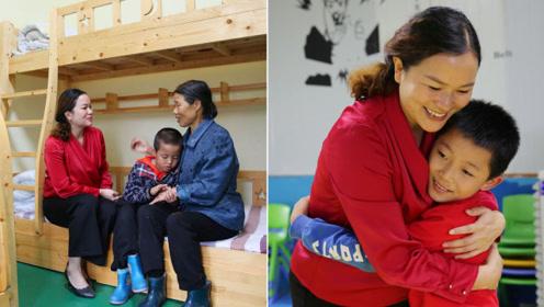 女大学生放弃北京优越工作,返乡给大山里的留守儿童一个温馨的家