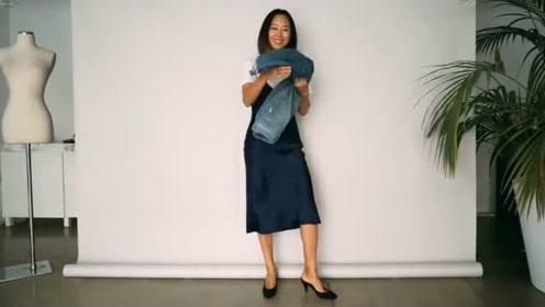 一件睡衣吊带裙的8种穿搭 吊带裙搭配演绎多重个性