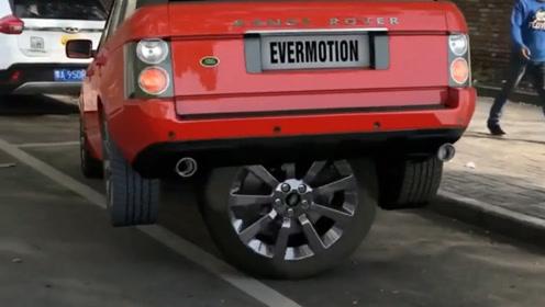 女司机:终于找到合适的车,再也不用为停车发愁了!