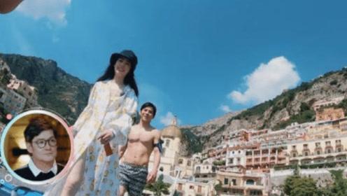 向佐带郭碧婷买防晒衣,看到她选的款,网友:婚后的女人就是不一样