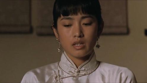 巩俐年轻的时候这么美丽,不愧是影后连笑都这么美,最喜欢她演的秋香!